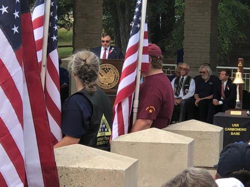 Vice President Pence honors fallen service members