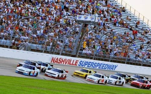 NASCAR returns to Nashville with Cup Series for 2021