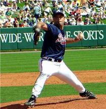 Chris Hammond was picked for the final spot on the roster in part because of his experience in the majors.