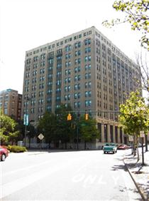 Patten Towers is now located in former Hotel Patten.  Click to enlarge.