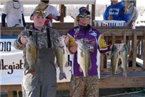 <i>First place finishers Seth Davis and Joey Mallicoat of Tennessee Tech. More photos below. </i>