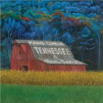 Original cover art the Gatefold LP edition of Tennessee & Other Stories was created by Melodie Provenzano.