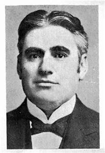 William Riley Crabtree (1867-1920), former Chattanooga mayor, state legislator, and area businessman.  Click to enlarge.