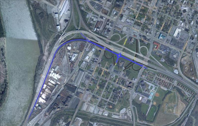 TDOT Making Plans To Alter I-24 Exits At Broad And Market Streets