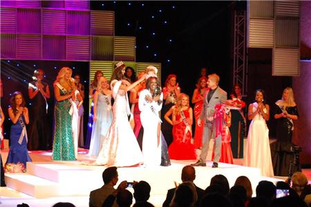 Miss Greater Nashville Kiara Young is crowned Miss Tennessee USA
