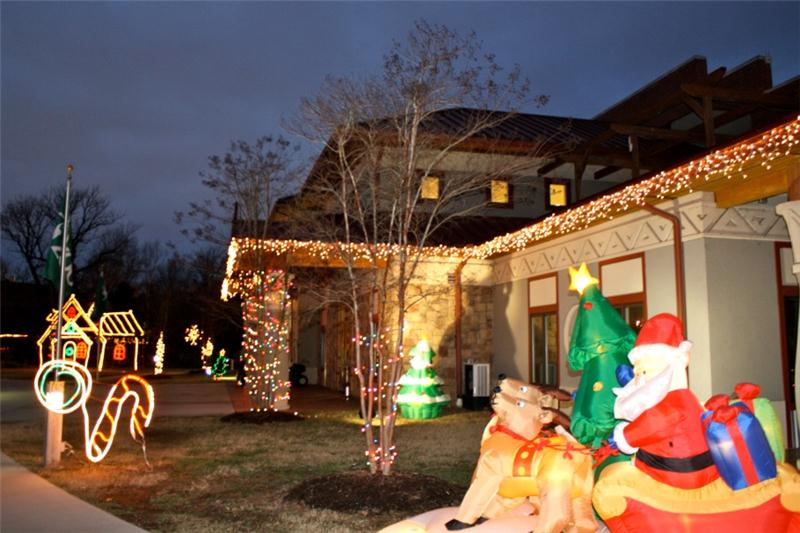 For more information about the Zoo's annual 12 Days of Christmas campaign  or Holiday Lights event, please visit http://www.chattzoo.org/events/family. - 12 Days Of Christmas And Holiday Lights At The Chattanooga Zoo
