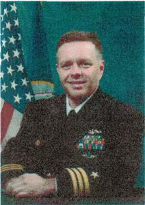 Commander John L. Howrey, United States Navy