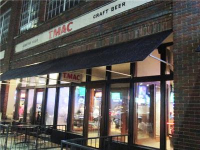 The exterior at T.MAC on Market Street