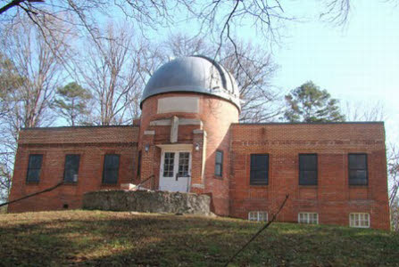 Jones Observatory in Brainerd