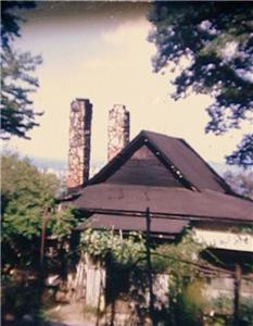 Estelle Rockwood house, which burned around 1960, was on a perch with a grand view of the city