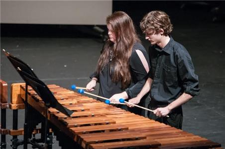 Catch the Groove Percussion performance is Monday