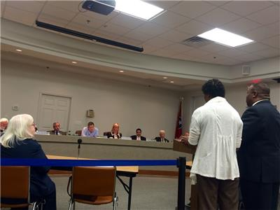 School Board hears from the public on the bullying issue
