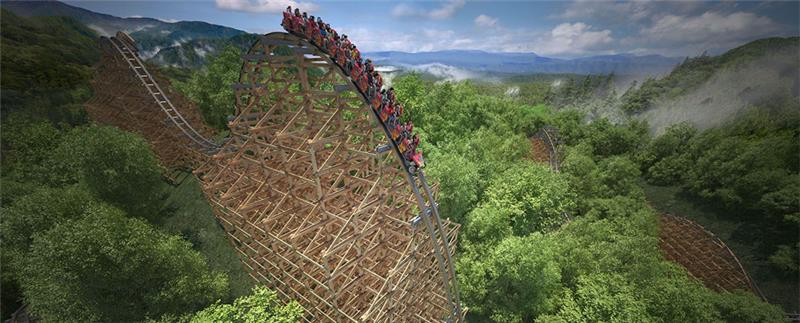 What's New In Pigeon Forge For 2016 - Chattanoogan com