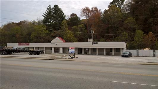 Uncle Henry's Country House Restaurant was the original occupant of this building at 6722 Hixson Pike.