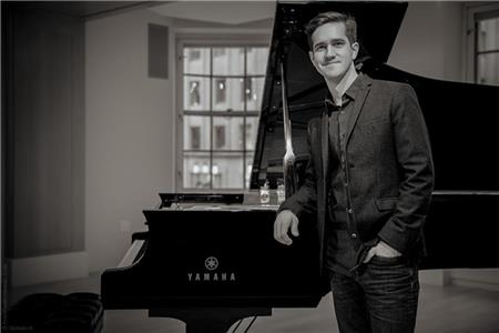 Dr. Cahill Smith at Yamaha Artist Services in New York City