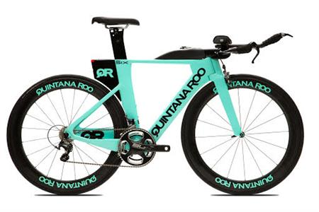 Quintana Roo is a triathlon-specific bike
