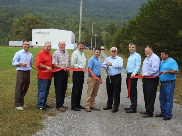 Tennessee American Water Holds Ribbon Cutting With Prologue