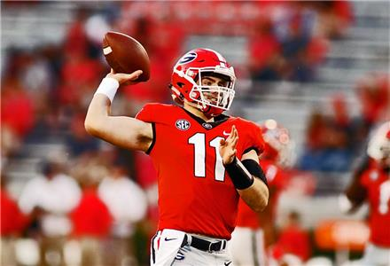 Georgia's True Freshman Jake Fromm continues to perform at a high level