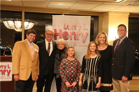 At Henry reception