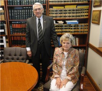 Bill Knowles with wife Marlene