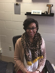 Joejuana Morton, Grants Development specialist at Cleveland State Community College, was selected to participate in the 2017 TBR Maxine Smith Fellows Program