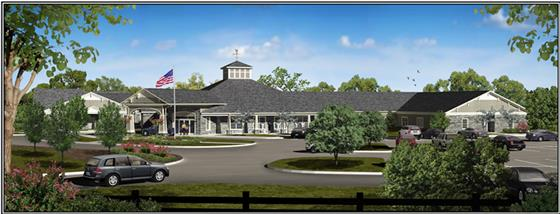 Morning Pointe Senior Living rendering