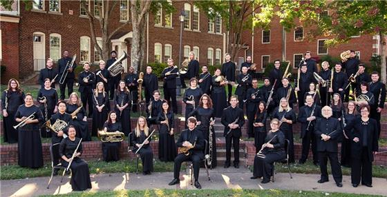 The Lee University Wind Ensemble