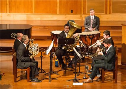 Lee University Faculty Brass concert is Monday