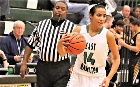 Madison Hayes scored 19 points and got offensive support from DeZah Lacy (18 points) and Kaiyanna Suttles (11 points) in a 61-45 victory over Houston to open the East-West Classic. Play resumes Friday with six games at East Hamilton and winds up Saturday with five games at Bradley Central.