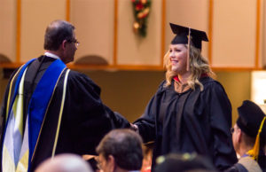 Bryan College December Commencement
