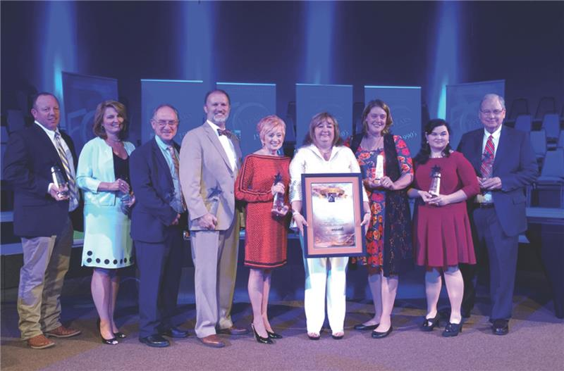 Don Ledford Athens Tn >> Cleveland State Hosts 2nd Annual Community First Awards And