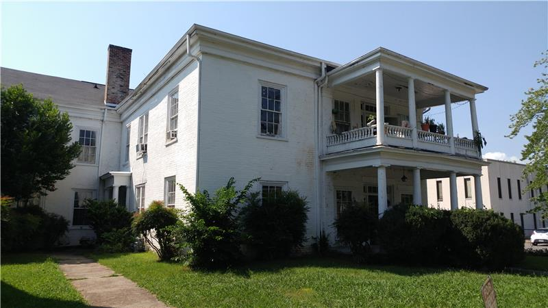 Female Academy Building Dates To Well Before The Civil War