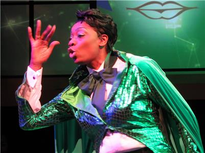 Karen McReynolds as The Wiz