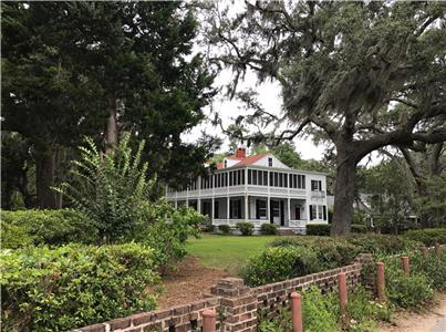 The 1870 Solana-Willoughby House on Isle of Hope is one of the many homes and sites that will be open for tours during the Georgia Trust for Historic Preservation's Fall Ramble, Oct. 6-8.