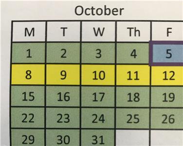 Hamilton County School Calendar.Hamilton County Schools Fall Break Schedule Will Not Be Altered In