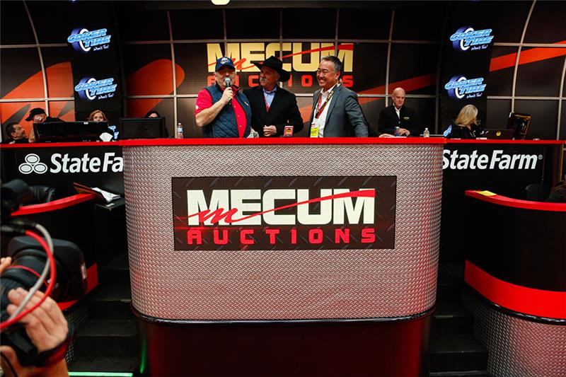 Auto Market Kissimmee >> Coker Tire Named Exclusive Tire And Wheel Sponsor Of Mecum ...