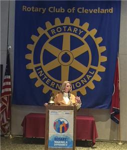 Tennessee Board Of Regents >> Tennessee Board Of Regents Chancellor Tydings Speaks At