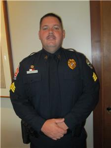 Chris Baxter has been promoted to sergeant on the Lookout Mountain, Tn., police force