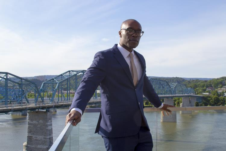 Chattanooga Resident Anthony Logan To Attend Turning Point ...