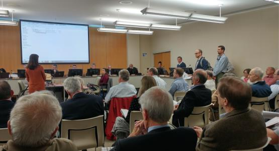 Opponents to variances address Zoning Board