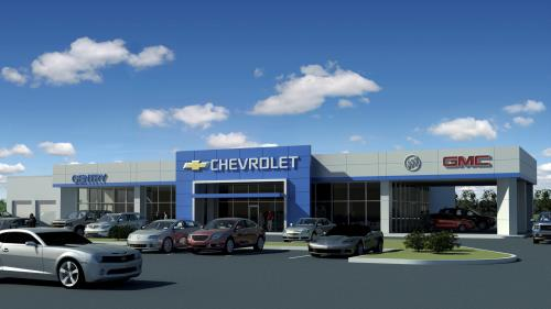 Gentry Chevrolet Buick Gmc At South Pittsburg To Change Hands Chattanoogan Com