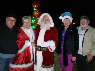 The East Brainerd Tree Lighting will be held Saturday