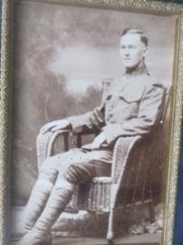 C.C. Shearer served during World War I. See his story by his grandson, John Shearer.