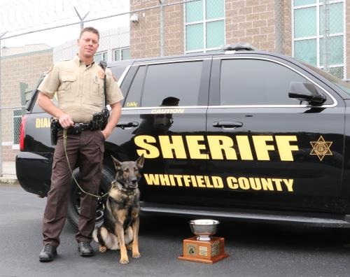 Whitfield County Crime-Fighting Partners Shine On National