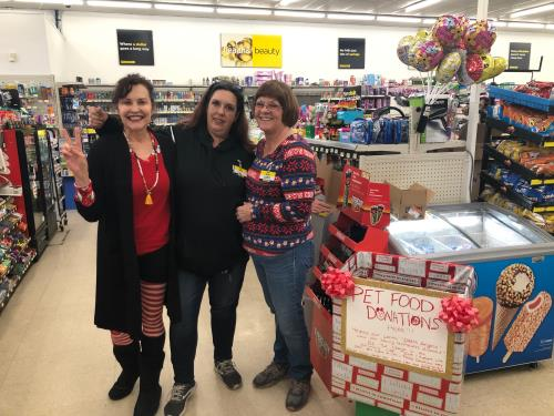 Community Pet Food Drive Kicks Off To Support