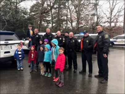 Hamilton County Sheriff's Deputies Make Surprise Birthday