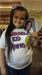 Anna encourages you to make a donation to your local children's hospital on National Pancake Day