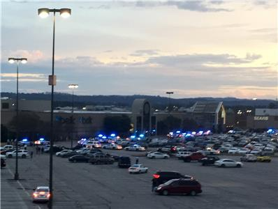 Police ring Hamilton Place Mall after report of shots fired