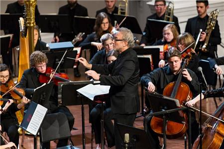 The Lee University Symphony Orchestra
