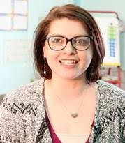 Samantha Eaton, lead forest kindergarten teacher at Red Bank Elementary